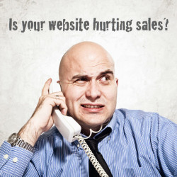 A content audit reveals if your website content hurting sales